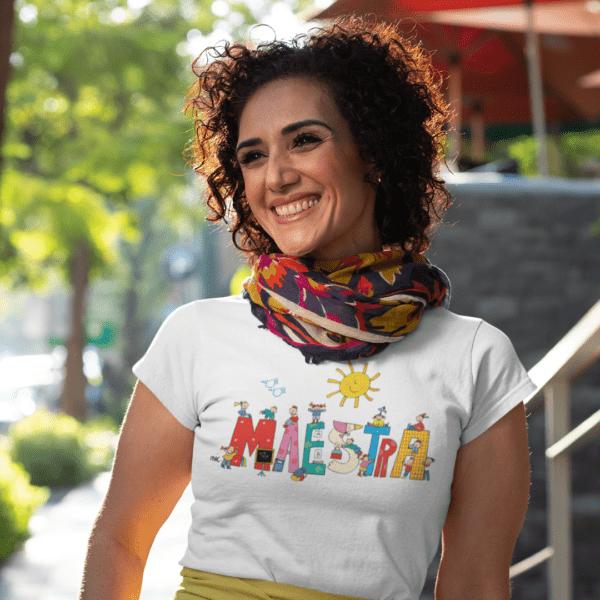 Prodotti - T-shirt Maestra